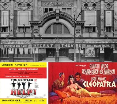 Sixties City Cinema and Films